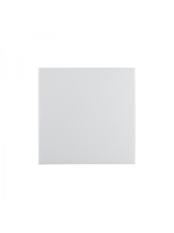 Tasta simpla S1/B3/B7 alb polar lucios, Berker cod 16208989
