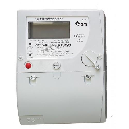 Contor electronic trifazat CST0410 conectare directa