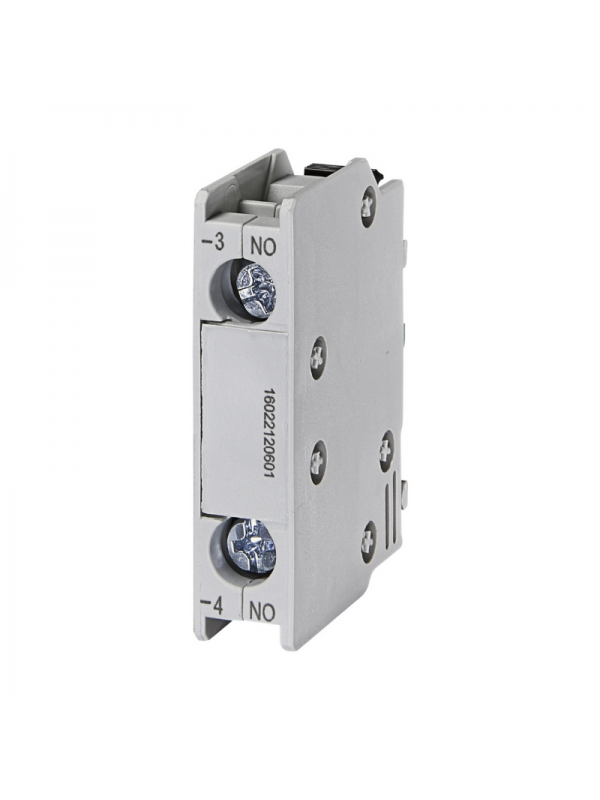 Contact auxiliar 1NO frontal BCXMFE 10 ETI 004641510