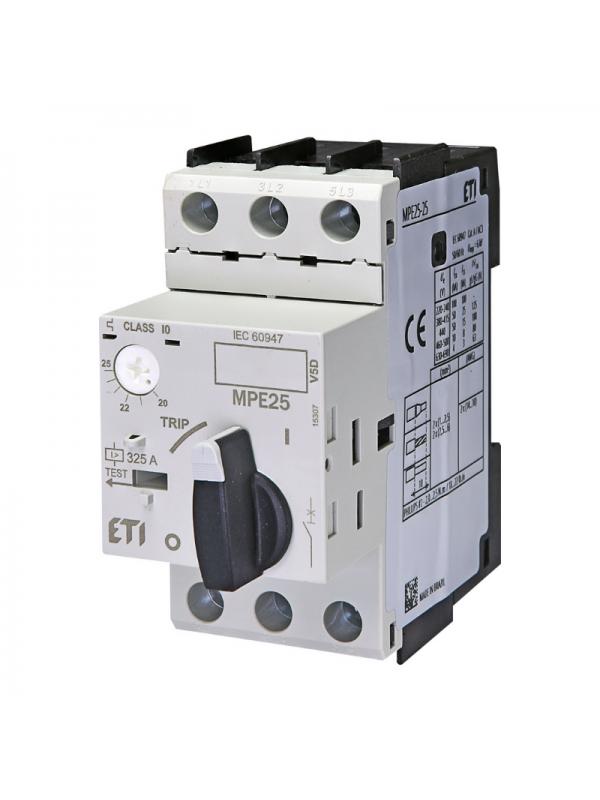 Intreruptor protectii motoare MPE25 20-25A ETI 004648013