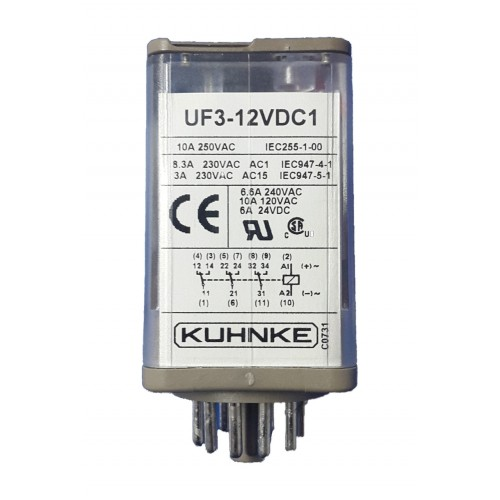 Releu UF3-12VDC1